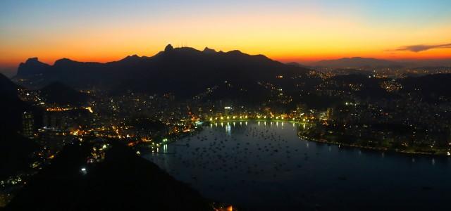 La salita sul Pan di Zucchero a Rio de Janeiro