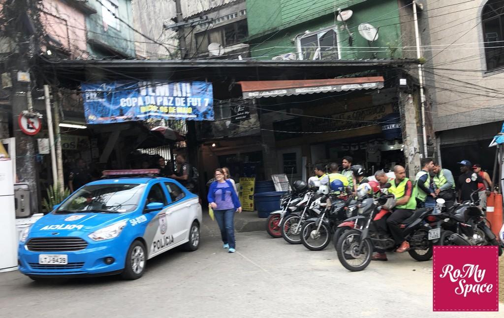 Rocinha Policia