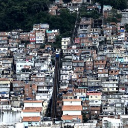 Le favelas di Rio de Janeiro