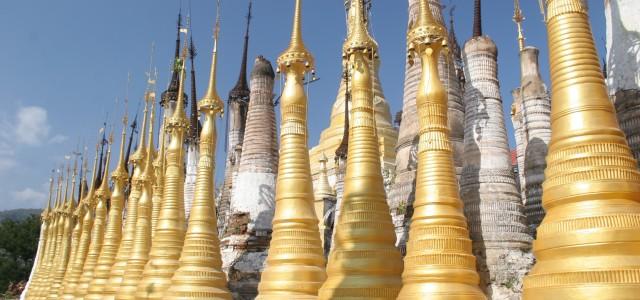 Il fascino del Lago Inle in Birmania