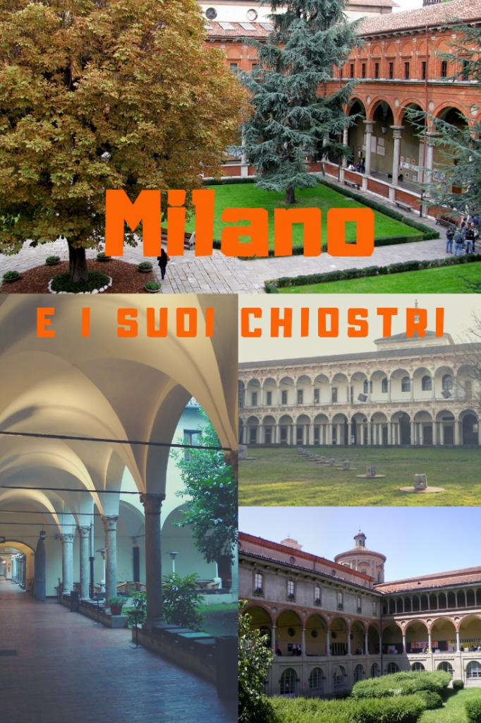 MILANO - CHIOSTRI