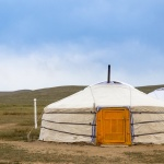 Nomads Mongolia Travel Yurt Steppe