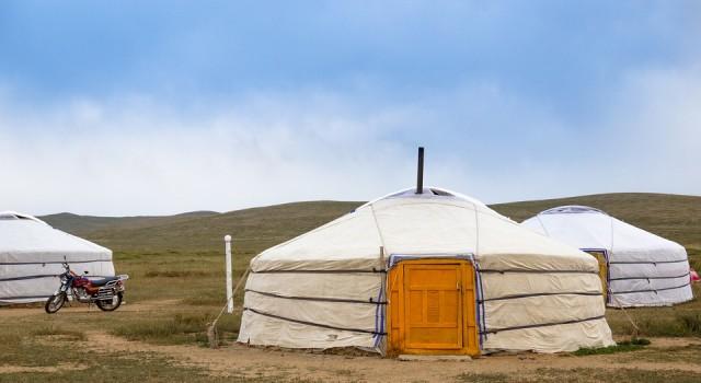 Oggi si vola a Ulaanbaatar!