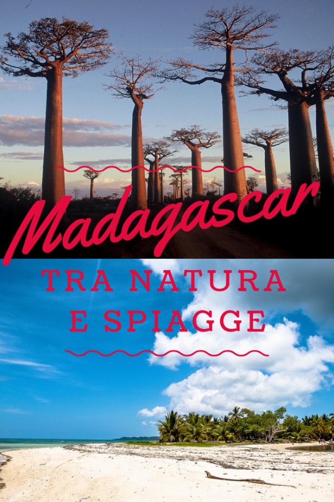 MADAGASCAR - ITINERARIO