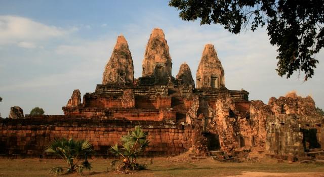 Tre giorni tra Angkor e Siem Reap in Cambogia