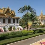 cambogia phnom penh palazzo reale 2