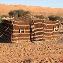 Il deserto dell'Oman e la sua magia