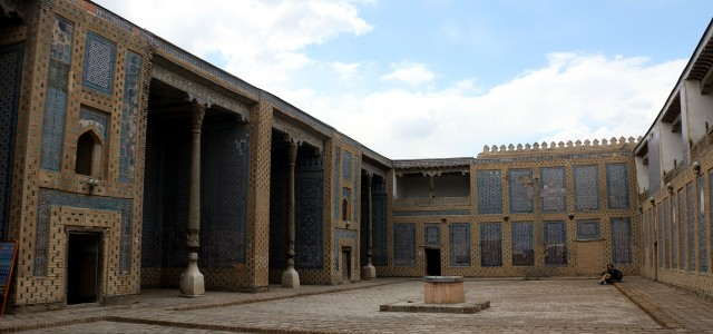 I palazzi di Khiva in Uzbekistan