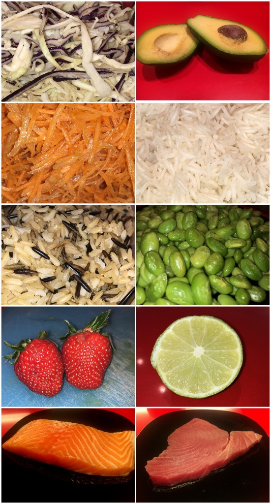 ricetta poke ingredienti romyspace