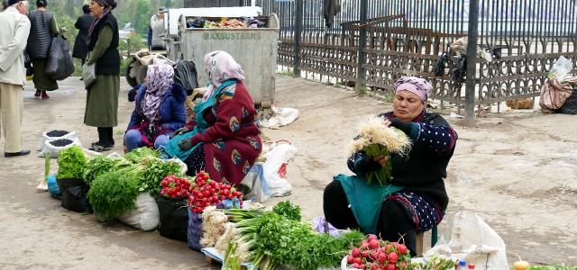 Tashkent, la capitale dell'Uzbekistan
