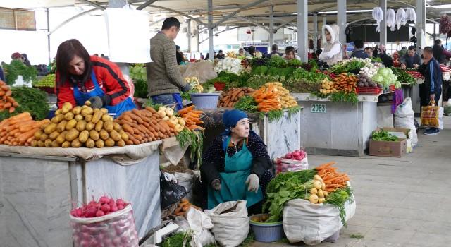 Il Bazar Chorsu di Tashkent in Uzbekistan