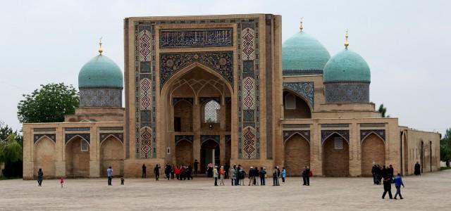 Il Complesso di Khast Imam a Tashkent in Uzbekistan