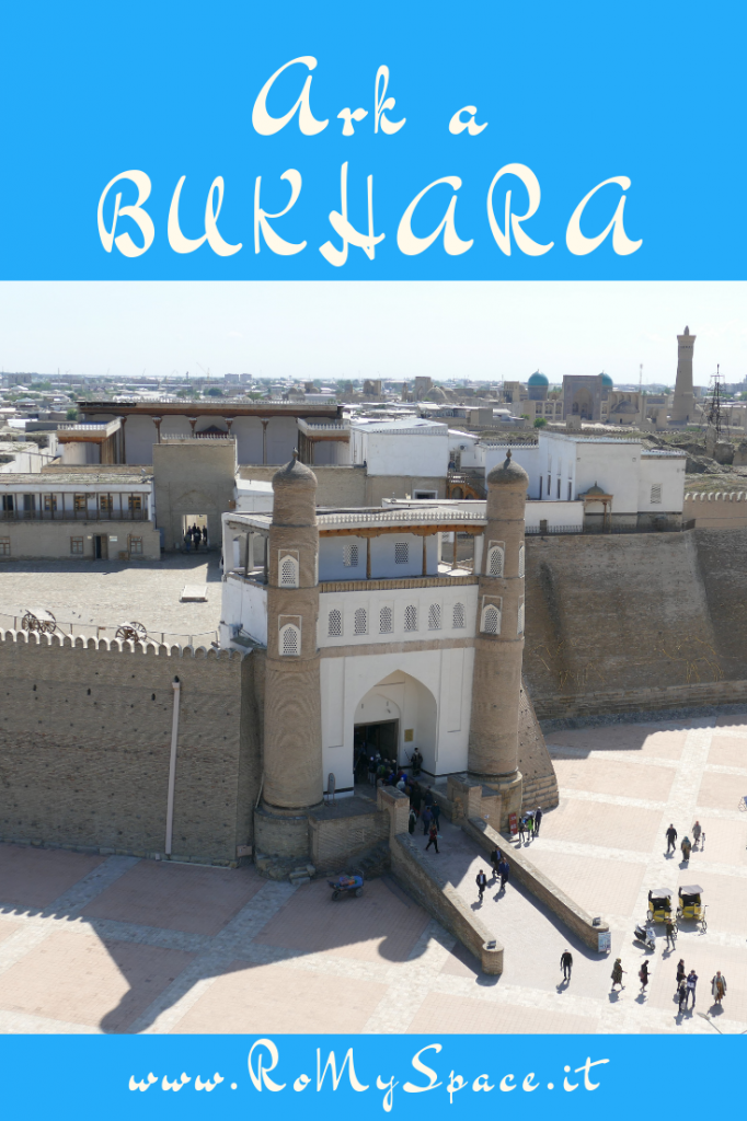 BUKHARA - ARK