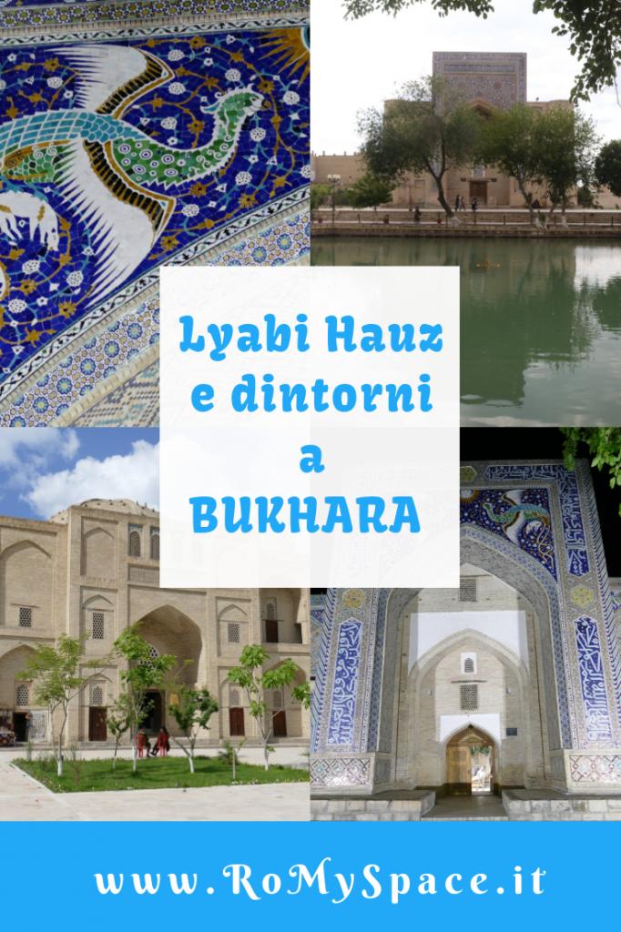 BUKHARA - LYABI HAUZ