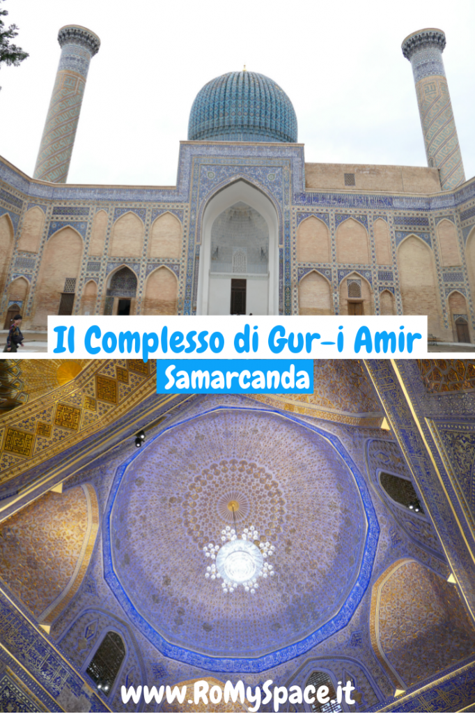SAMARCANDA - GUR-I AMIR