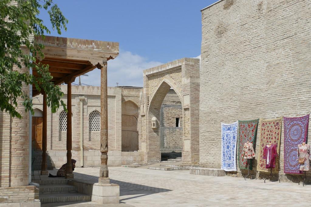 bukhara mercati