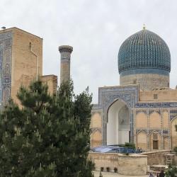 Il Complesso di Gur-i Amir a Samarcanda
