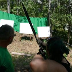 Un'avventura tra le montagne del Trentino: Adventure Archery Park