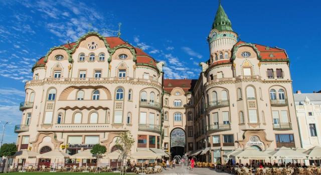 Destinazione Romania