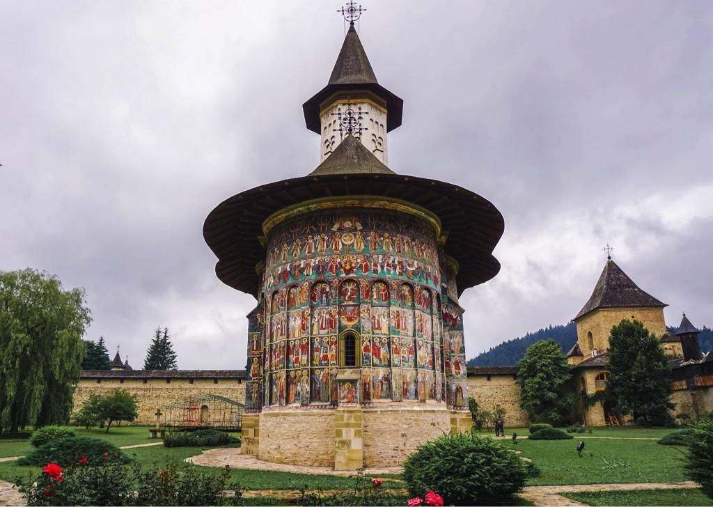 romania monasteri