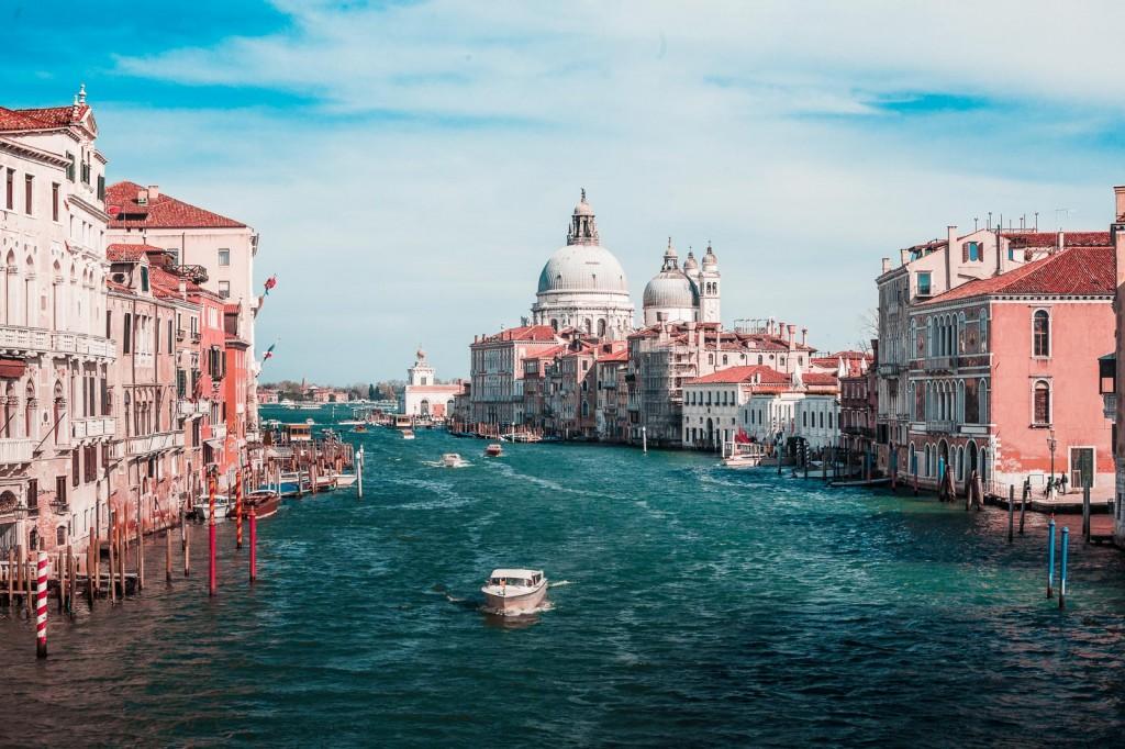 Una foto un po' vecchiotta, è del 2015 ma Venezia è sempre Venezia!