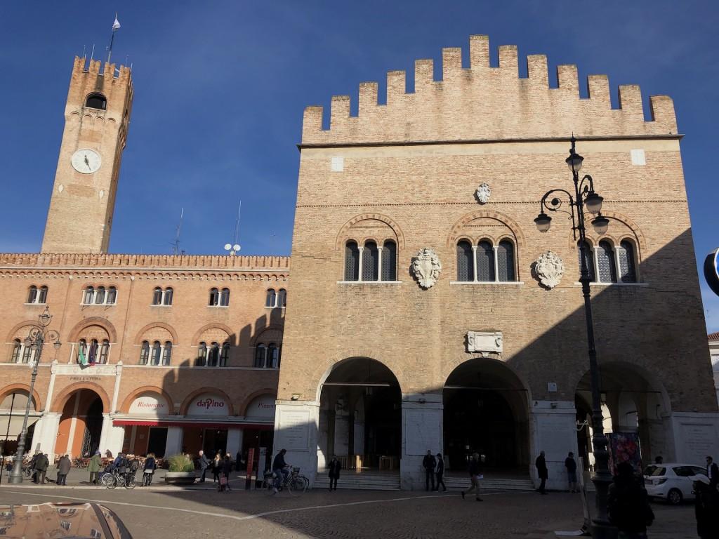 Piazza dei Signori di Treviso